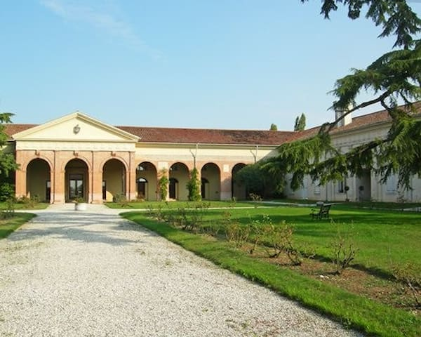 Wonderful palladian apartment - Cavasagra di Vedelago (TV) - Appartement