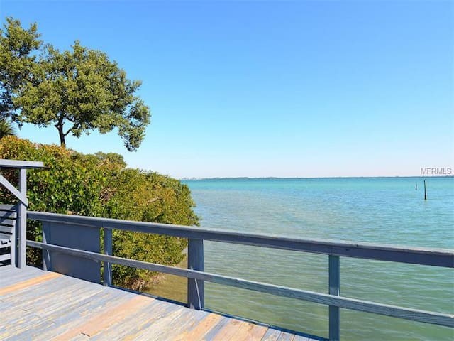 Lovely Tropical Longboat Townhouse - Longboat Key