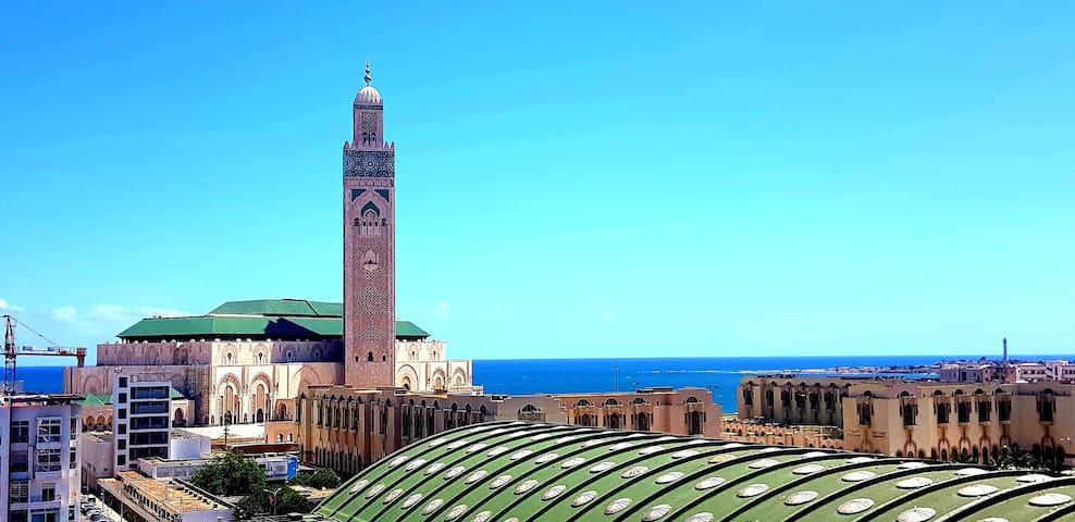 La Rose de la medina Casablanca marina
