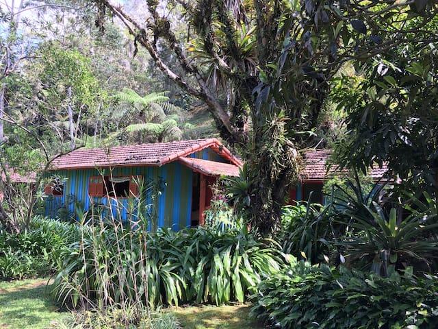 Bangalô na Serra, Visconde de Mauá, RJ