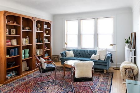 Cozy Apartment in West Village