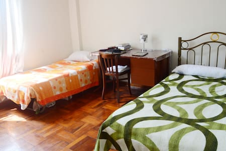 Room in Lima.  Central Place downtown - Jesús María - Dům