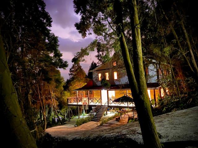 ☘ TOP#1靜謐森林 度假屋Forest House  ☘ long-term discount