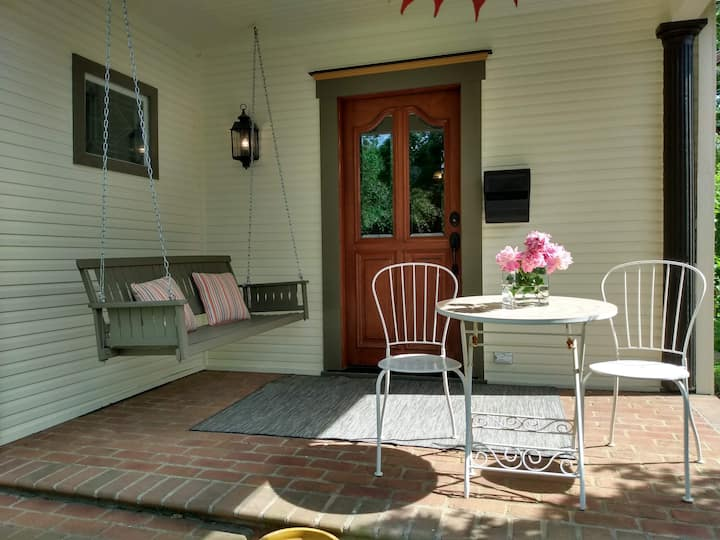 Home away from home in historic Uptown Westerville