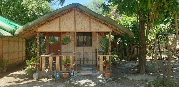#1 MINI KUBO GLAMPING w/ Aircon near 100 islands