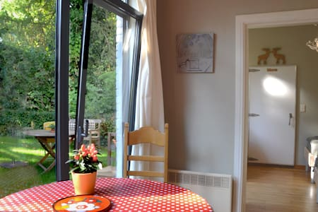 Beautiful Garden And Discrete B&B Holiday Home - Dendermonde - Szoba reggelivel