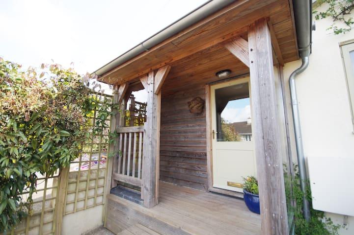 Sarah's garden annexe - Cornworthy - Apartment