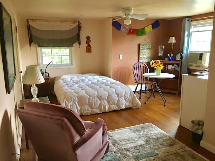 Charming room in a quiet neighbourhood