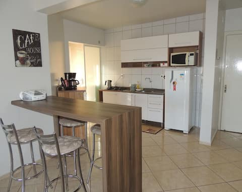 Appartement Completo com Garagem