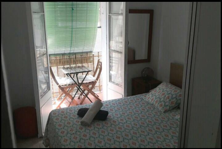 Habitacion en Barcelona