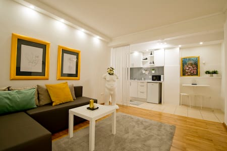 "Charming Apartment 1'46"" in the Centre of Sarajevo"