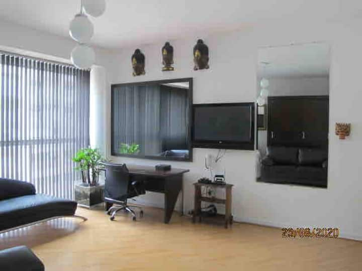 Apartamento, Loft, studio, mobiliado, próx metrô.