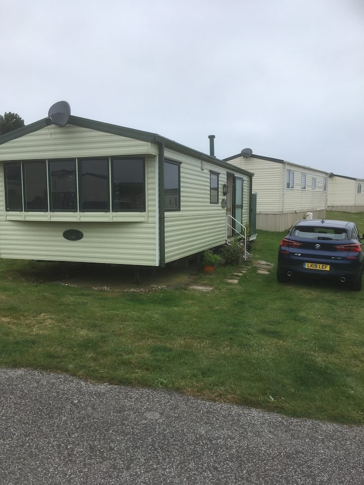 Static Holiday Caravan Porth, Newquay