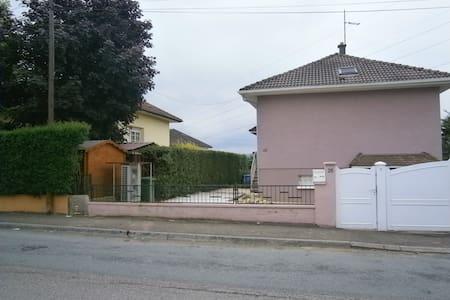 Maison proche commodité 4 chambres 106m² - Audincourt
