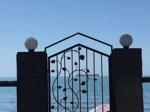 Villa Grigoleti direkt am Strand❤️