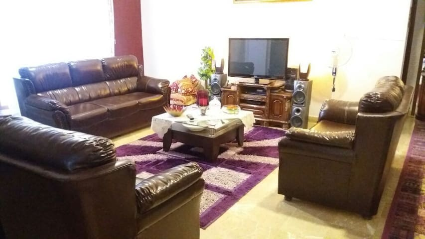 Short Term Rental: B-297 Block-15 Gulistan-e-Johar