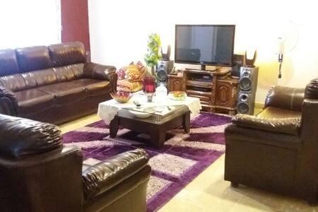 Short Term Rental: B-297 Block-15 Gulistan-e-Johar