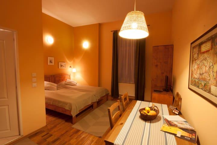 Fabini Studio 6 - Historic Center - Mediasch - Bed & Breakfast