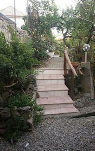 Casa con giardino a Montagnareale! - Montagnareale - Rumah