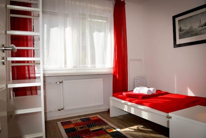 Gemütliche 2-Zi-Wohnung im Zentrum von Nürnberg
