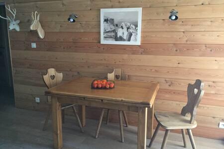 Appartement Avec terrasse et jardin - La Salle-les-Alpes - Appartement