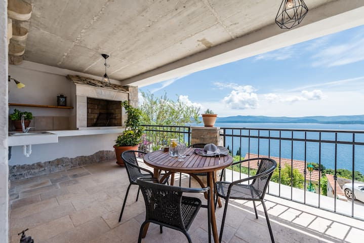 Airbnb Nerežišća Vacation Rentals Places To Stay