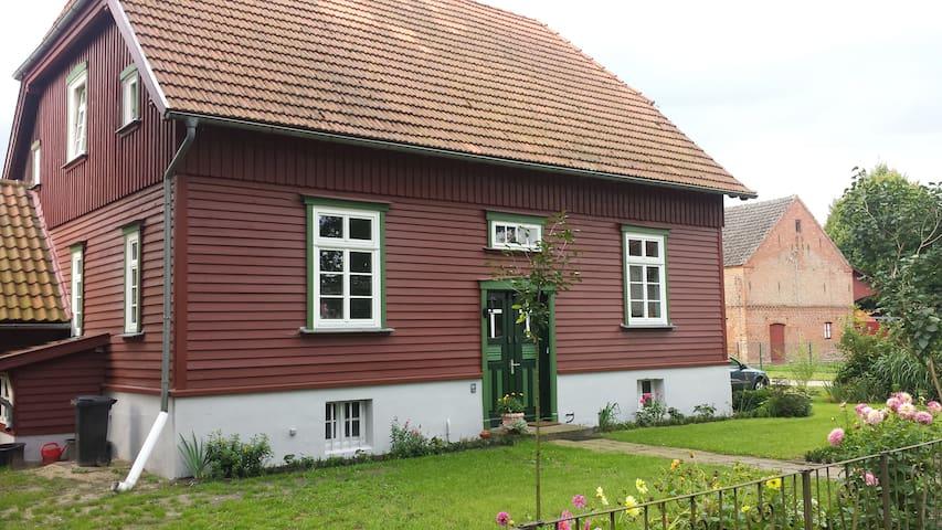 """""""Haus neues Landleben"""" in ländlicher Idylle"""