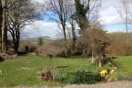 Willow. Self-catering apartment. - Cumbria