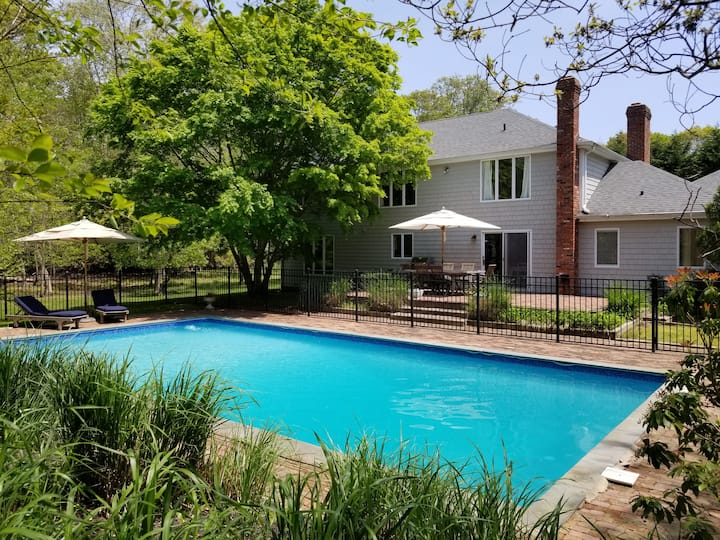 Private Westhampton home perfect for families!