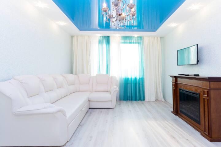 Apartment Geroev 120 Divizii