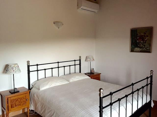 slaapkamer boven, 18 m2