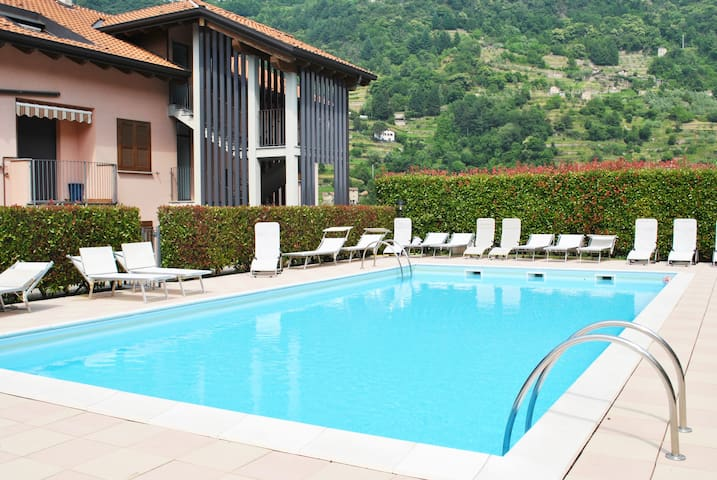 Residence Pool Dolphin - apartment 4 pax with pool