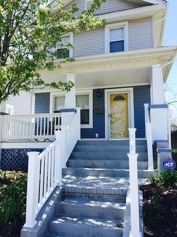 Lovely & Bright Asbury Home - Asbury Park - House