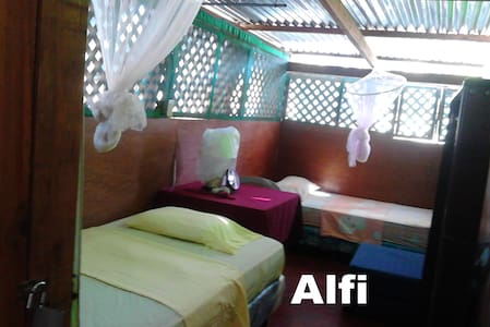 Hotel Julieta in Rivas - a hybrid hostel-hotel - 里瓦斯(Rivas)