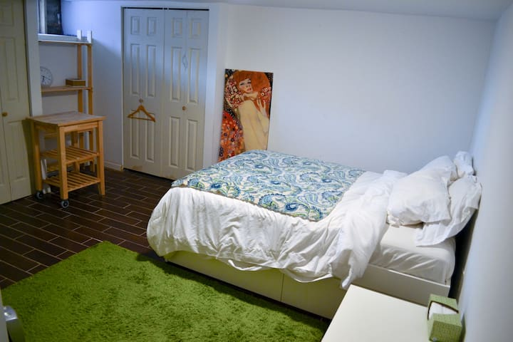 Comfortable and Cozy, Private room- 5
