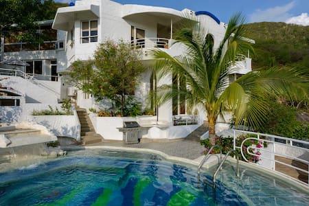 Habitacion privada #2 en Villa Santa Marta - Rodadero, Santa Marta