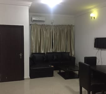 24hrs Fully Serviced Cosy 1 bedroom Apt - Lagos