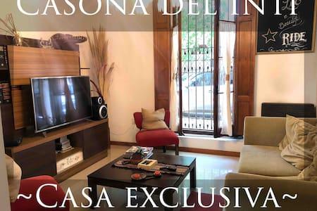 Casona del Inti Casa exclusiva