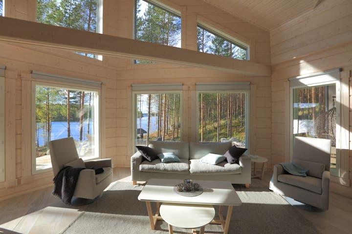 Villa Tukkilahti 4 - Saimaa