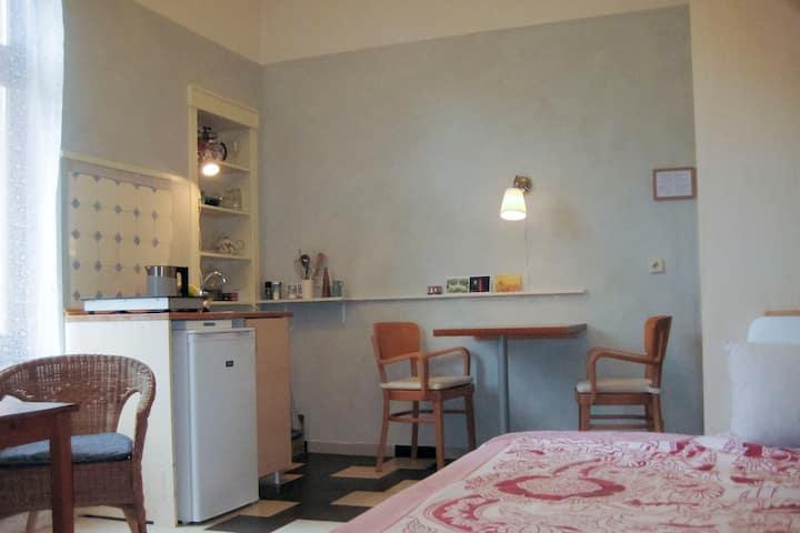 Gemütliches Zimmer mit Küche in Gründerzeitvilla