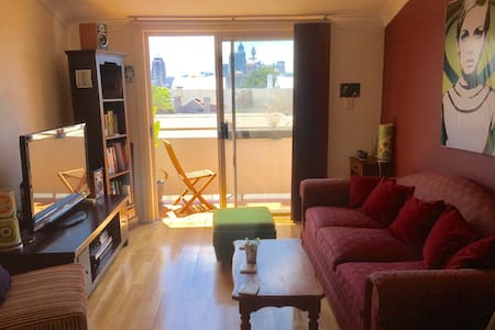 Charming Redfern apartment cityview - Redfern - Apartment