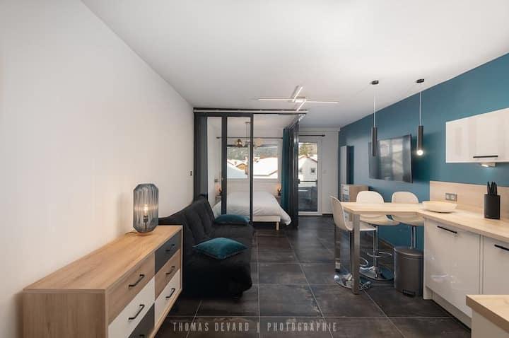 Appartement tout confort centre ville