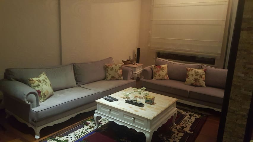 2 yatak odalı sevimli güvenilir - meram - Apartment
