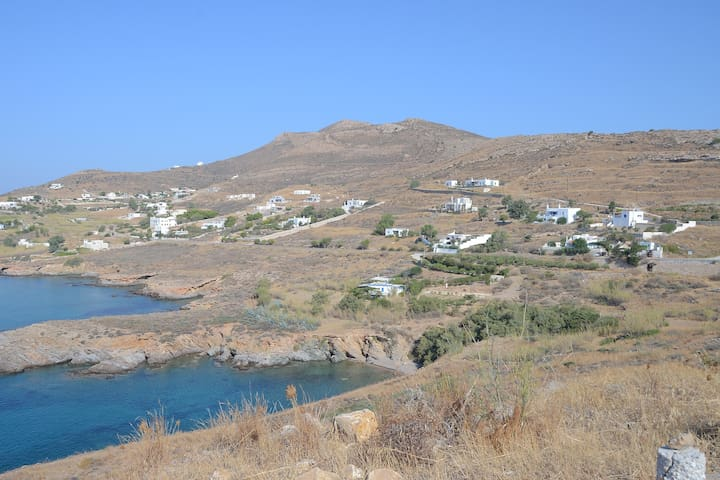 Aegean View - Family Home for relaxation - Megas Gialos - Haus