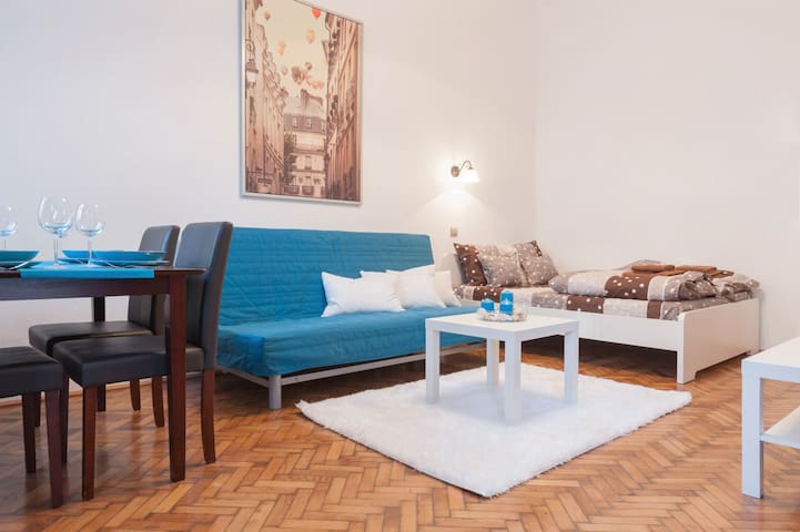 Budapest Beauty Apartment next to Andrassy Avenue - Budapest - Appartement