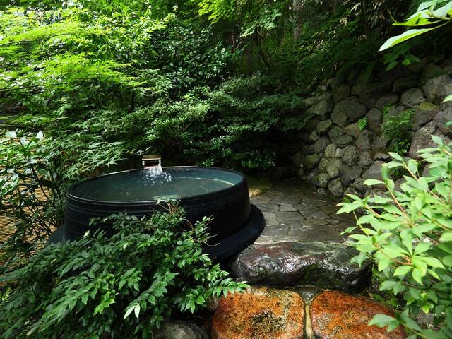 Superb location. Really nice onsen. Oohara No Sato