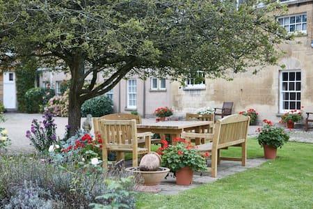 En-suite rooms, beautiful surroundings, near Bath - Radstock