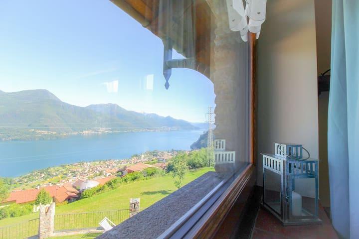 Residenza Castellum - Vista lago esclusiva!