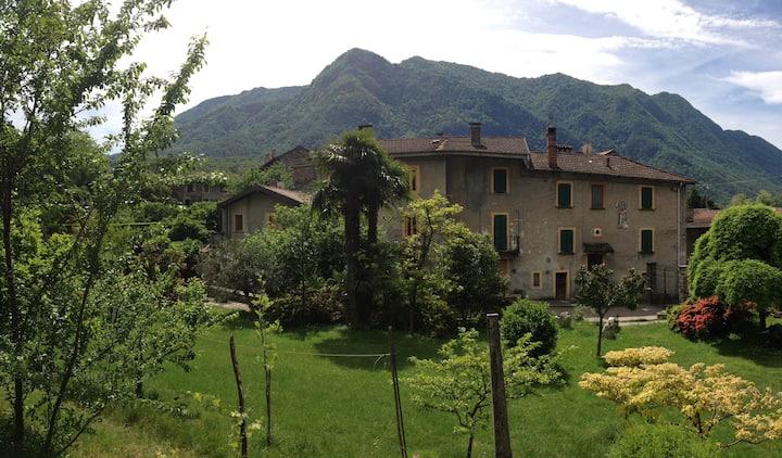 Homelidays on lake Maggiore, Caldè