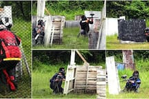Nearby: Cyberjaya Paintball (pic from Google Image)